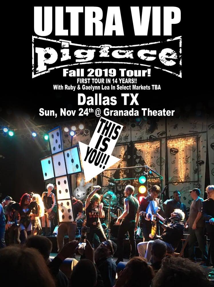 Image of Ultra VIP Sun, Nov 24 – Dallas TX @ Granada Theater