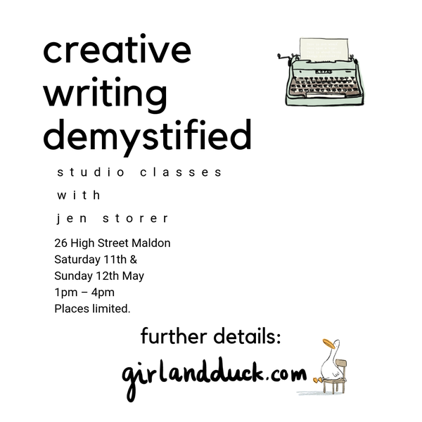 Image of Creative Writing Demystified