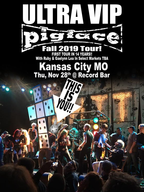 Image of Ultra VIP Thu, Nov 28 – Kansas City MO @ Record Bar