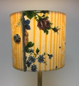 Image of Jennifer Collier: Hand Stitched Fabric Light Shades