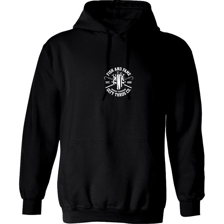 Image of DMND Edge Pullover (black)