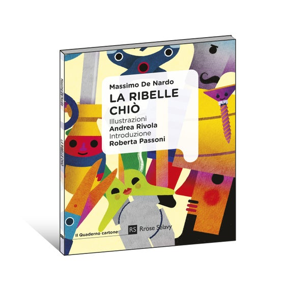 Image of La ribelle Chiò