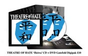 Image of THEATRE OF HATE II.Heiwa CD & DVD Gatefold Digipak