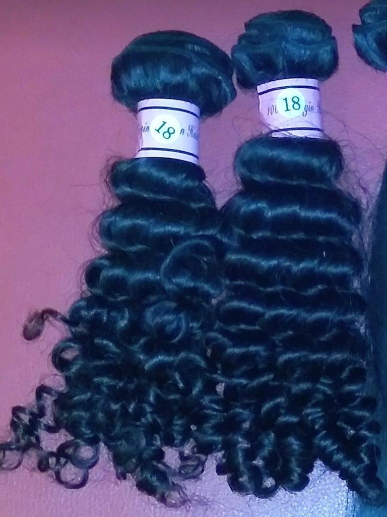 Image of Brazilian Deep wave Curly