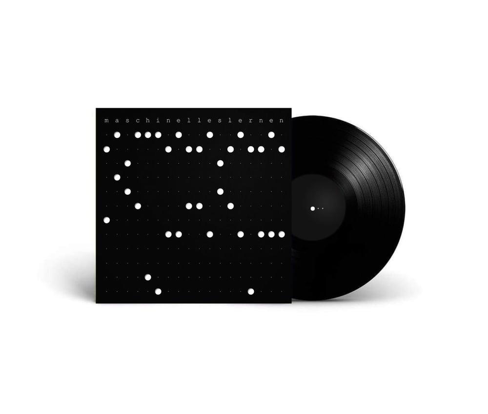 Image of Telephone Exchange - Maschinelles Lernen (LP) - BLACK VERSION (+ WHITE INNER SLEEVE)