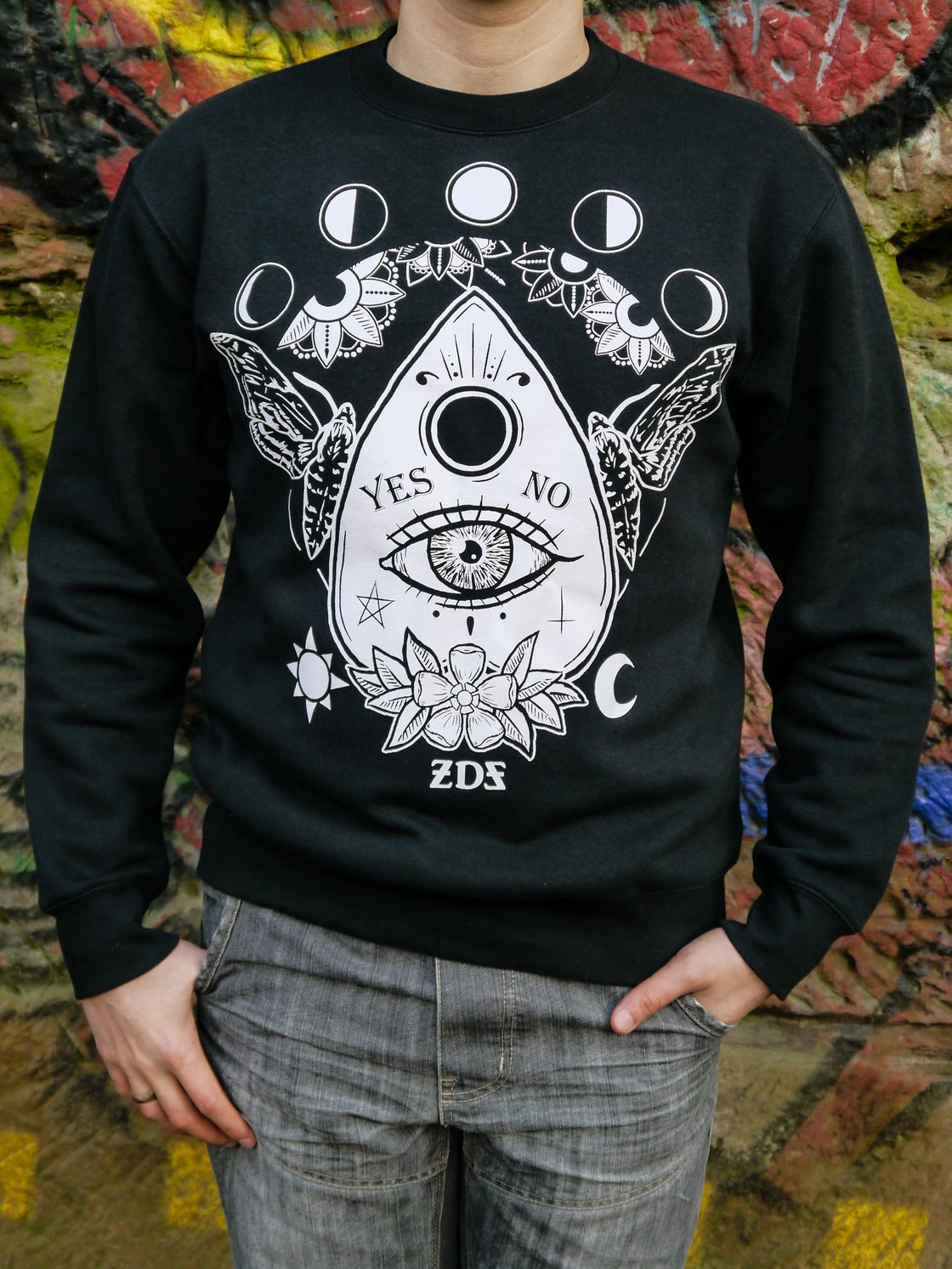 Image of *NEW* Planchette Sweatshirt