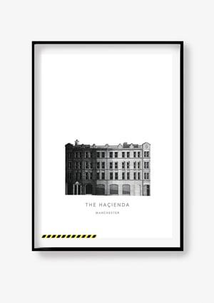 Image of The Haçienda. Manchester