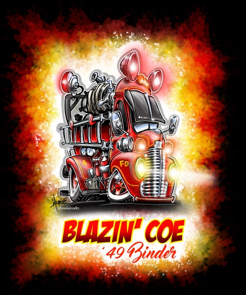 Image of Blazin' COE