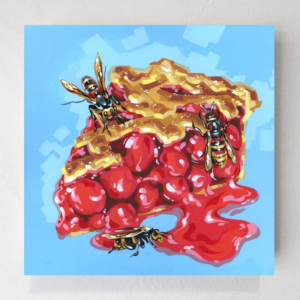 Image of Dessert - Original Painting