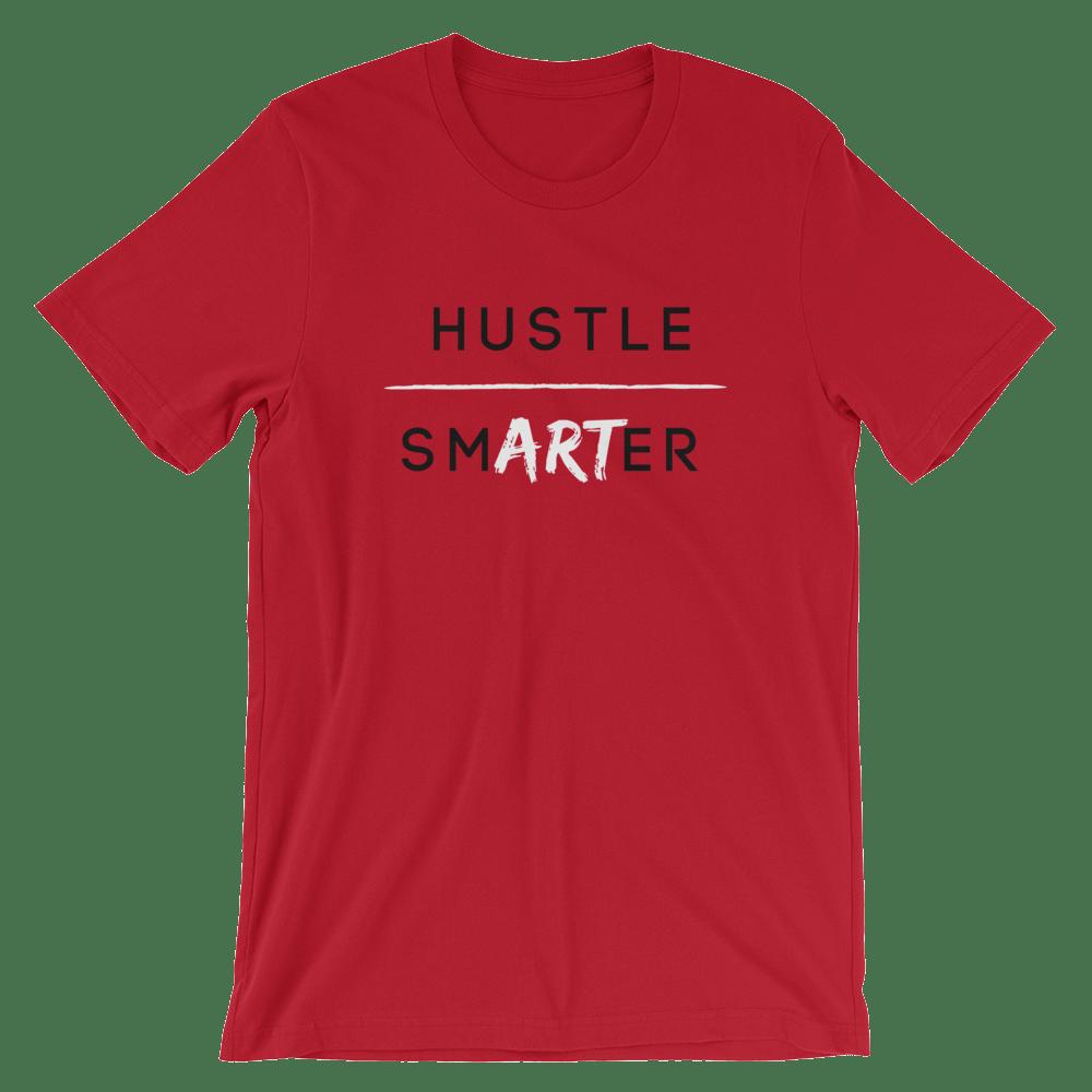 Image of Creative Hustle - Red, Black & White
