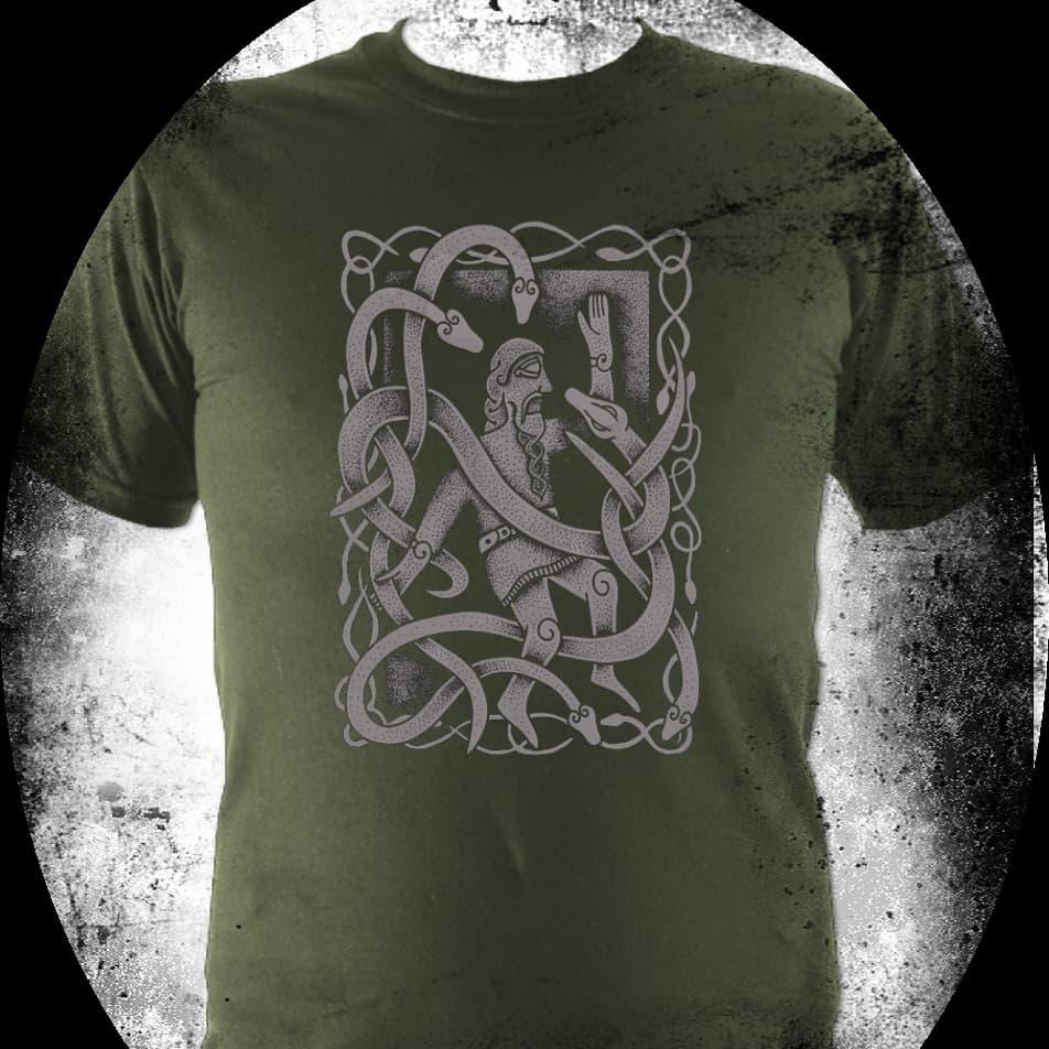 Ragnar Snake-Pit T-shirt
