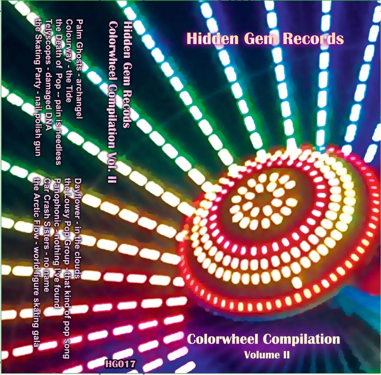 Image of Colorwheel Compilation - Volume II (Cassette)