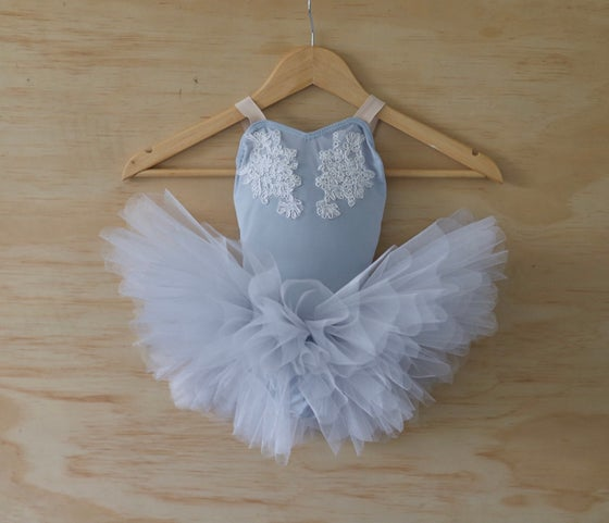 Image of Grey tutu