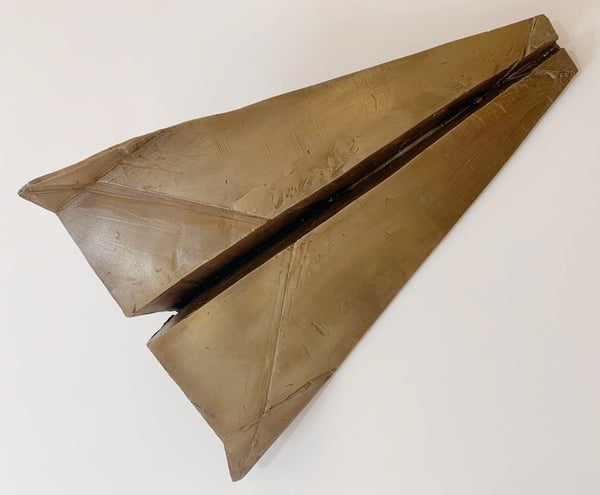 Image of Gerard Basil | PAPER AIRPLANE III