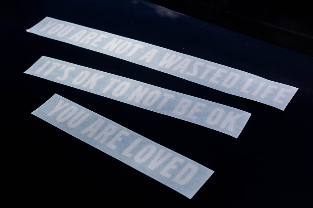 Image of Vinyl Window Stickers