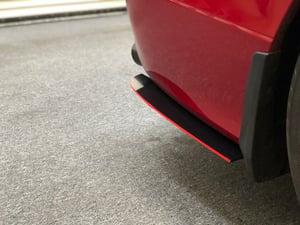 Image of 2018 - 2019 Honda Accord (10th gen) V1 Rear Diffuser
