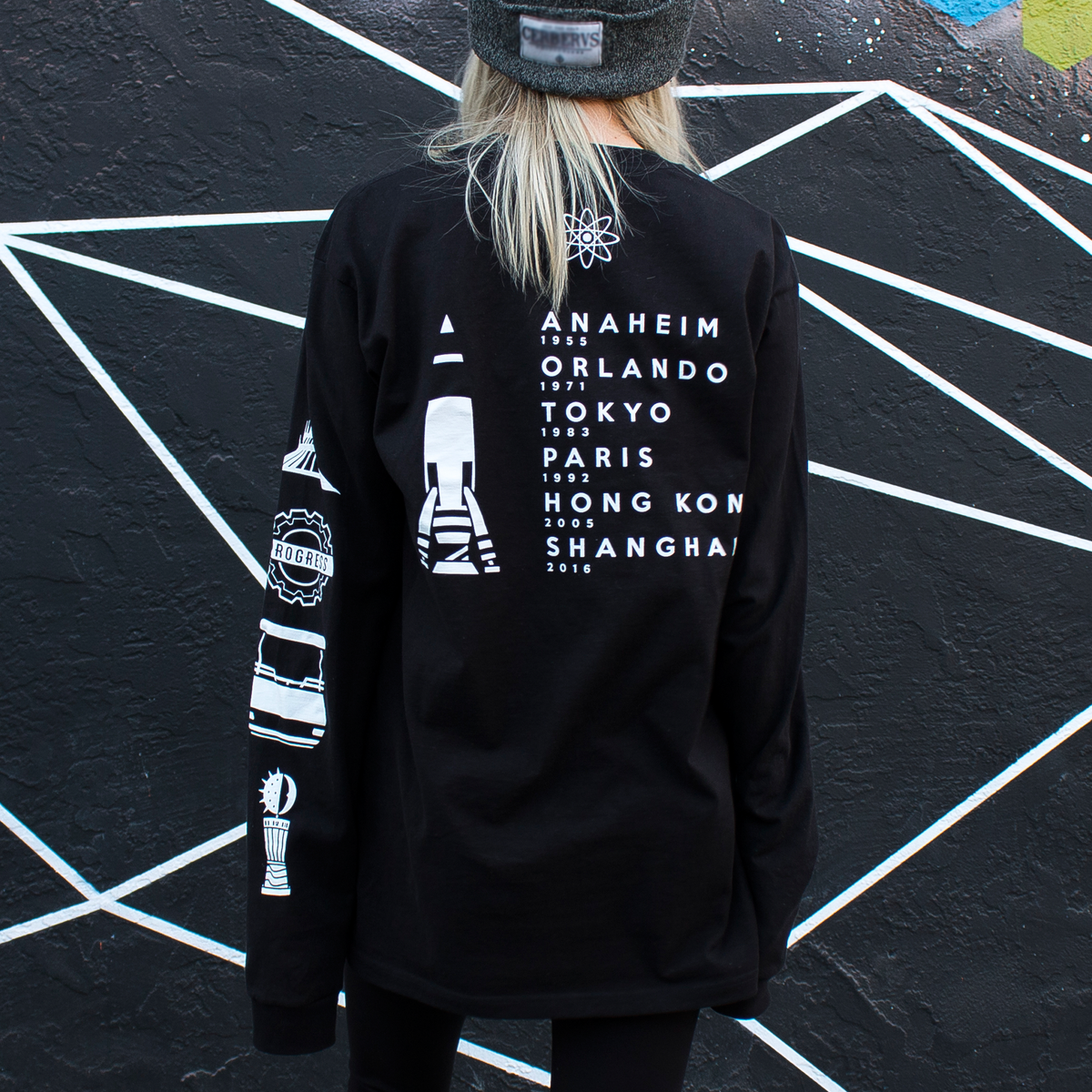 Image of Tomorrow long sleeve