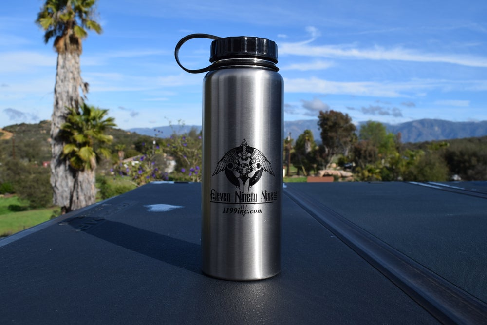 Image of 34 oz. Stainless Steel Sports Bottle