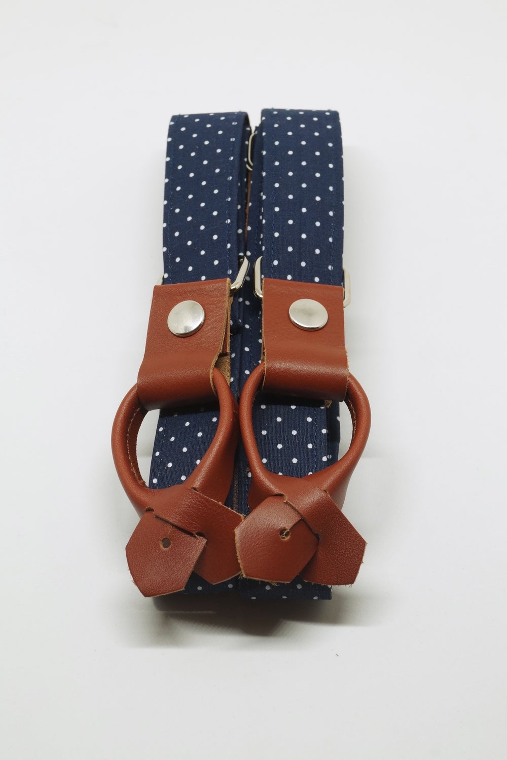 Image of Suspenders - Blue