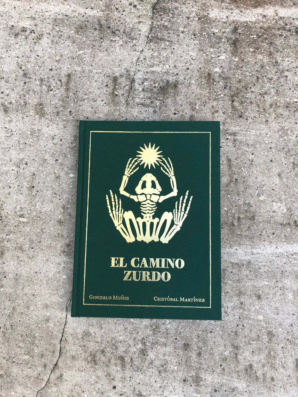 Image of Libro El Camino Zurdo + Visor estereoscópico