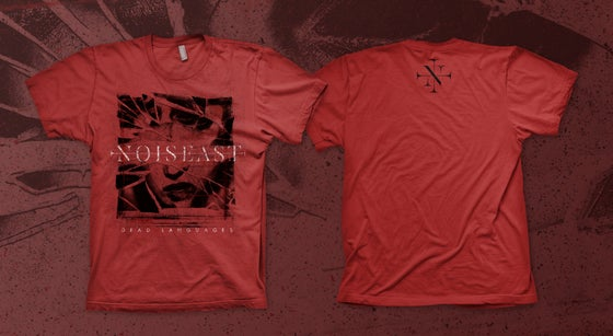 Image of Dead Languages Red T-shirt (boy)