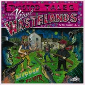 Image of LP. V.A. : Hippy In A Blunder.  Vol 4 of Vinyl Wastelands Twisted Tales.