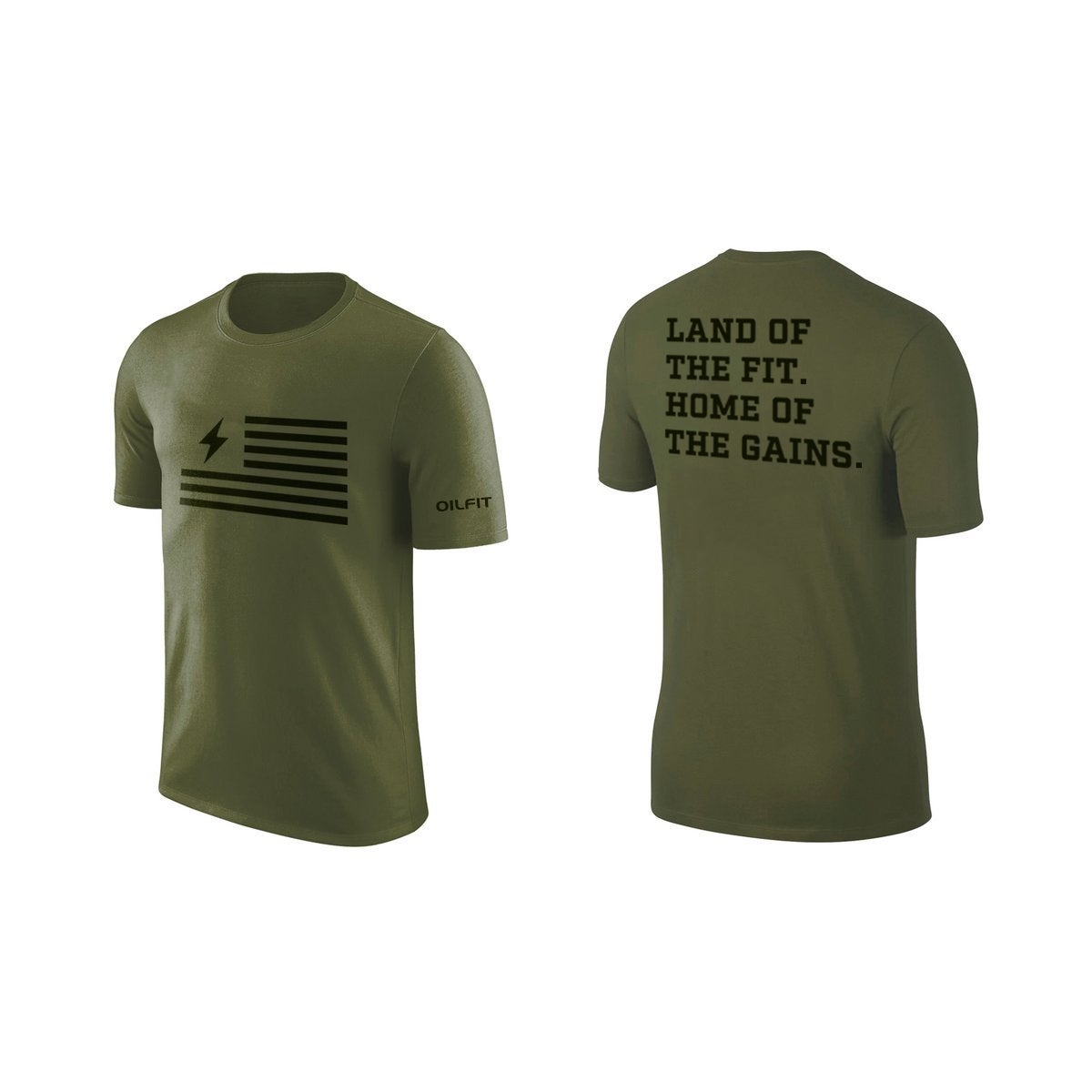 Image of Unisex Fit America Shirt