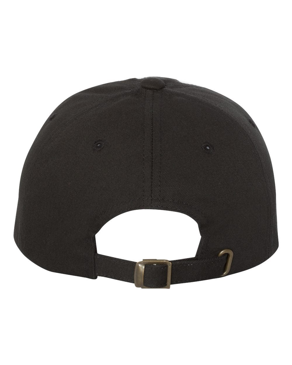 Mom Bod Hat Black