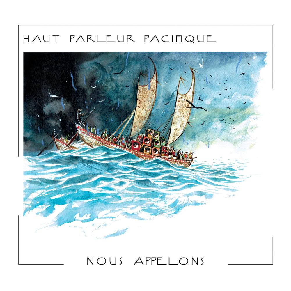 Image of Vinyle Haut Parleur Pacifique