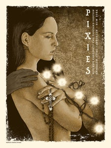 Image of PIXIES-BROOKLYN, NY 2018 ARTIST EDITION