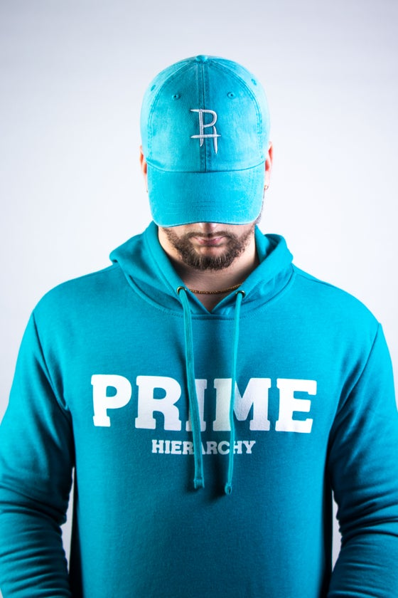 Image of PH Dad Hat- Aqua Blue