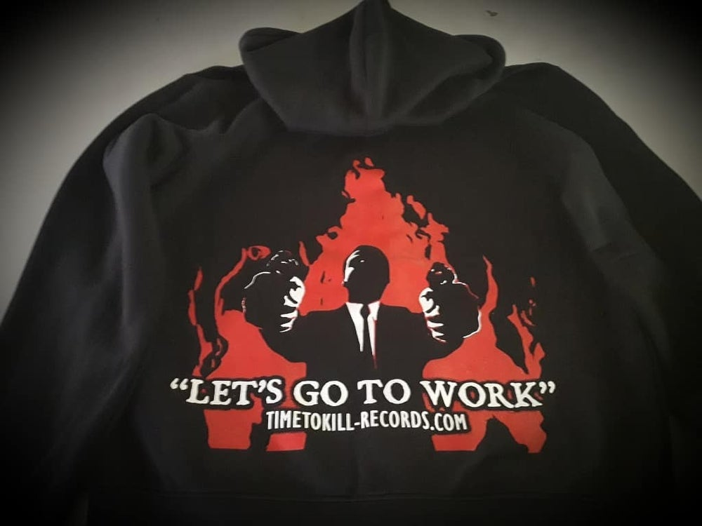 Time To Kill Records Official Hoodie