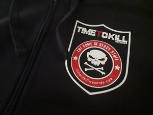 Image of Time To Kill Records Official Hoodie
