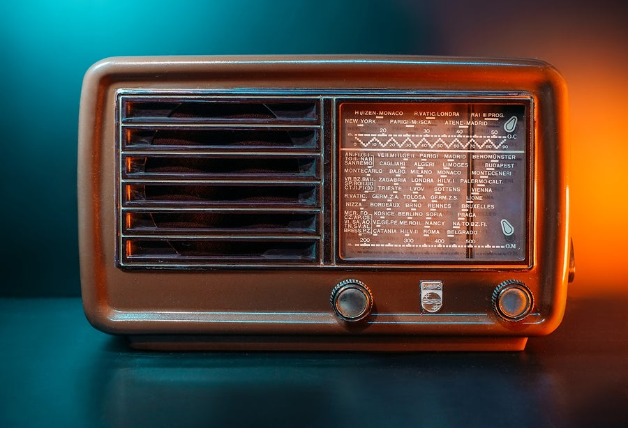 Image of PHILIPS B201U (1952) RADIO D'EPOCA BLUETOOTH