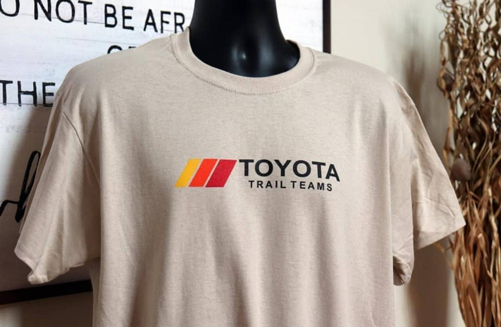 Image of Trail Teams TShirts (Quicksand)
