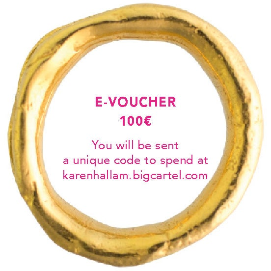 Image of GIFT VOUCHER FOR 100€
