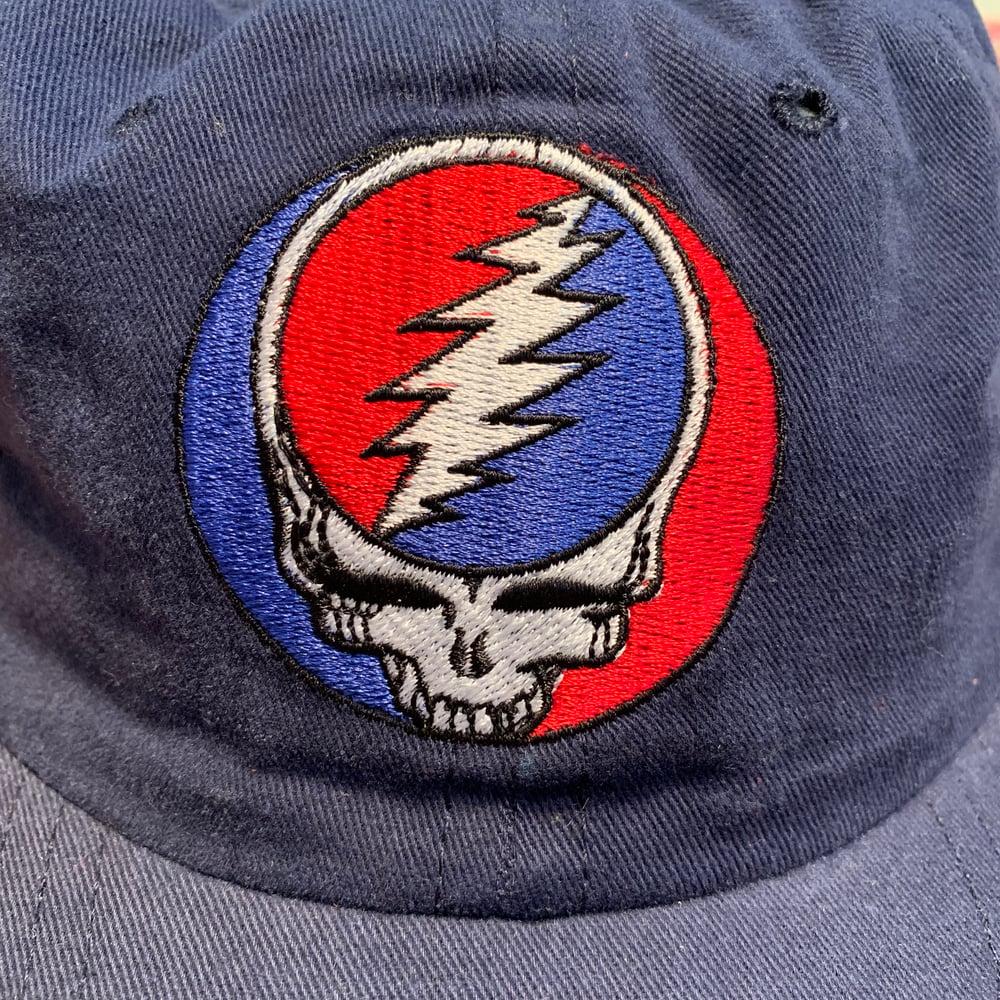 Image of Original Vintage Grateful Dead 1990's Steal Your Face!