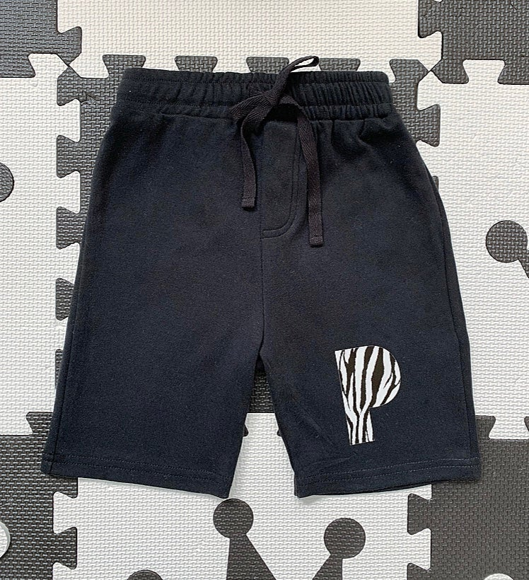 Image of Zebra initial Shorts