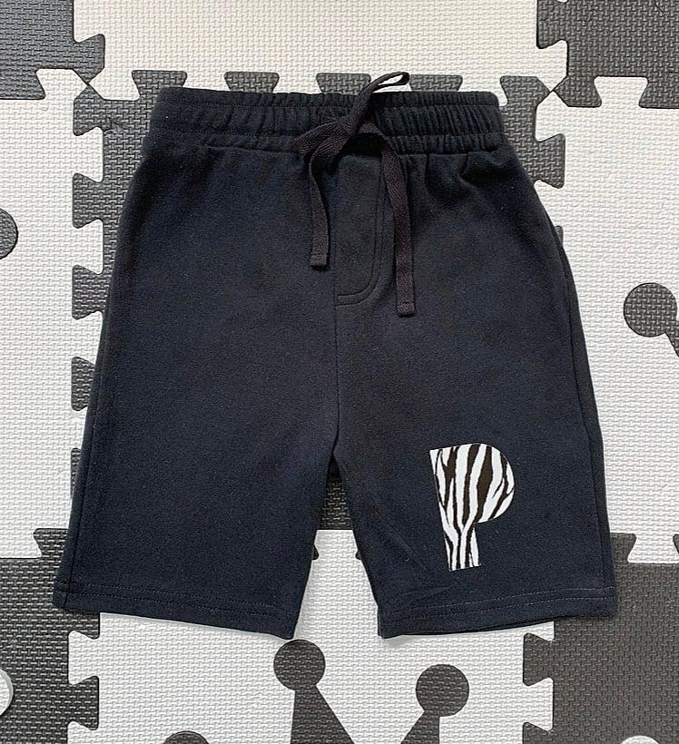 Image of Zebra initial Shorts