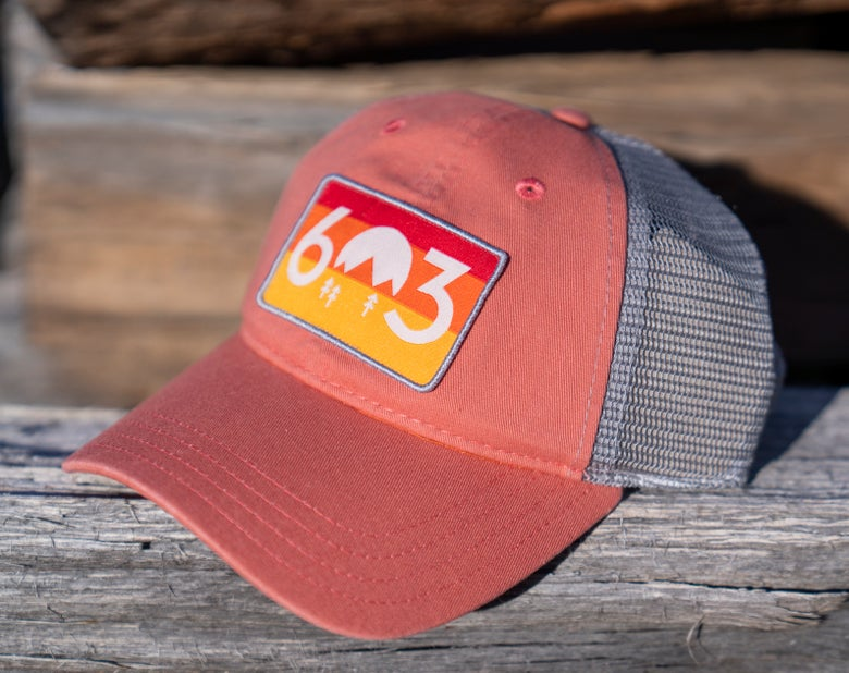 Image of Nantucket Red 603 Sunset Hat