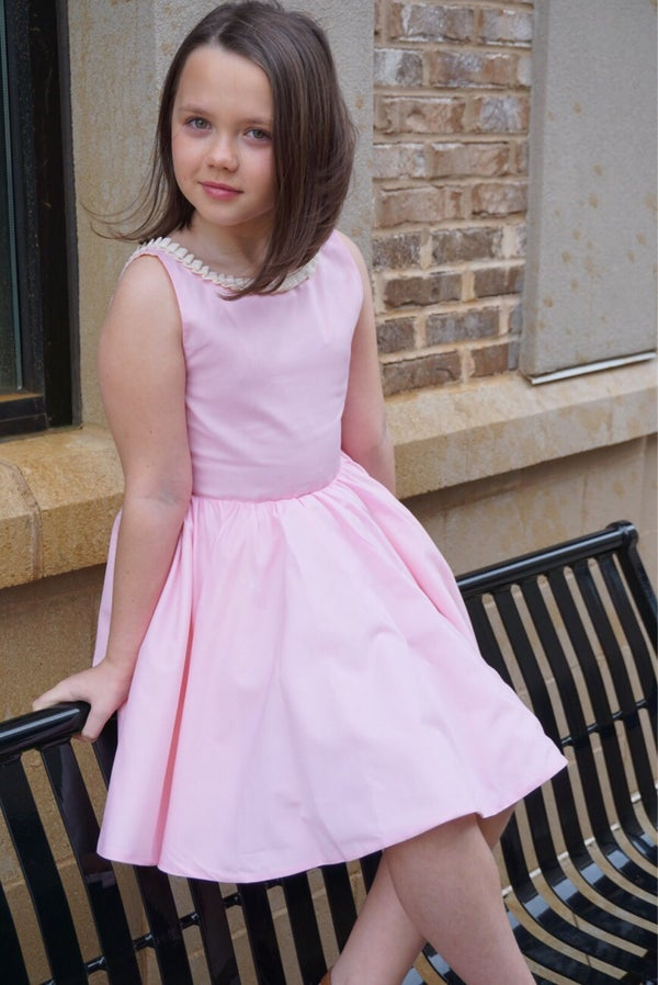 Image of Saylor in petal pink