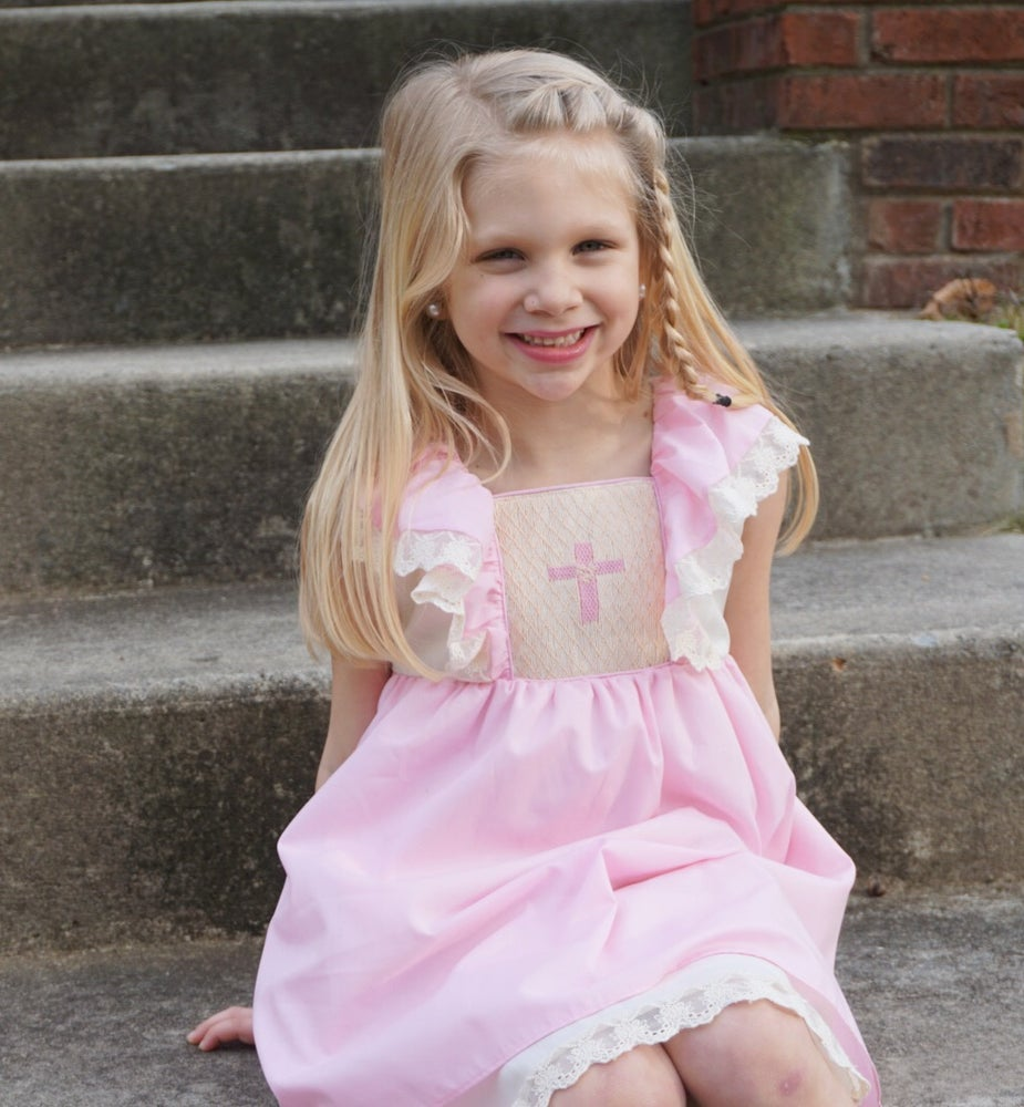 Image of Madison in Petal Pink