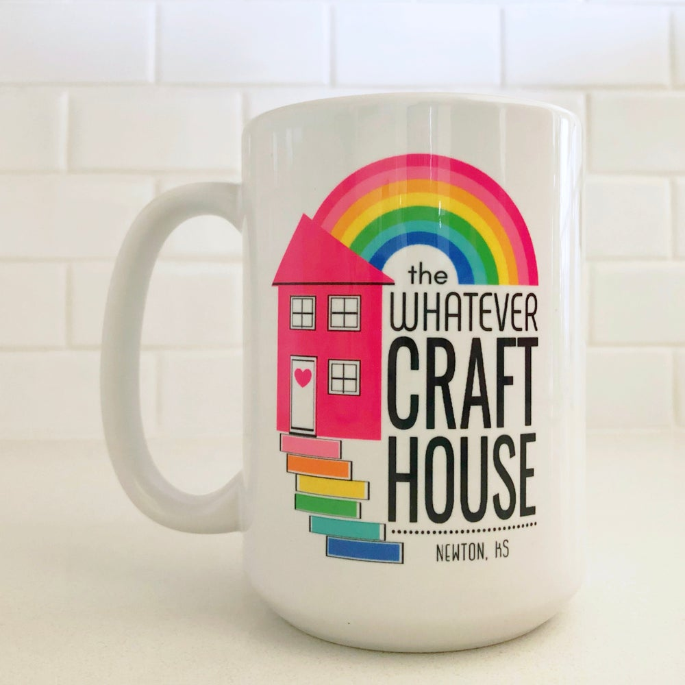 Image of Whatever Craft House Mug