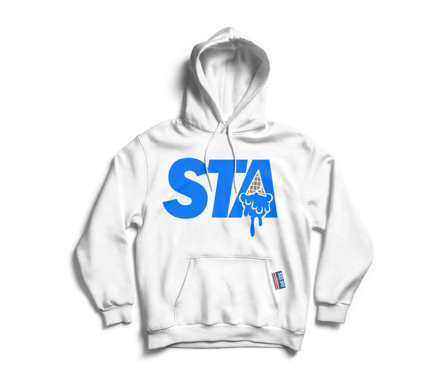 Image of STA ASTROS HOODY WHITE