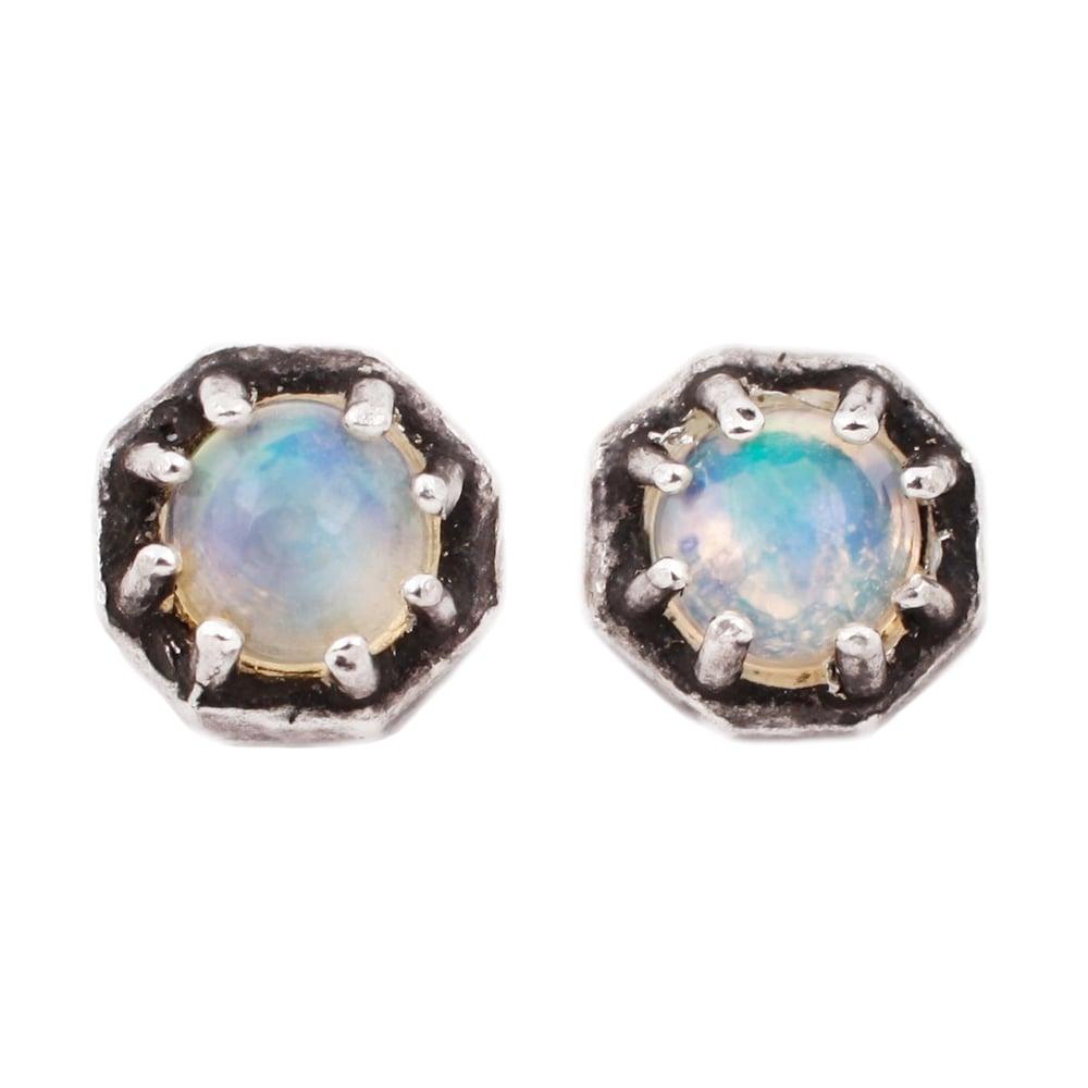Image of Lauren Wolf Baby Opal Studs