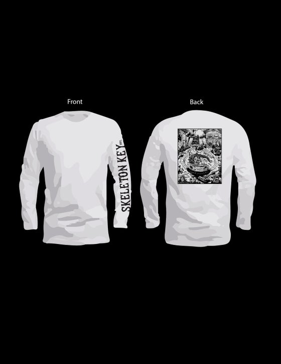 Image of SK backyard long sleeved t-shirt