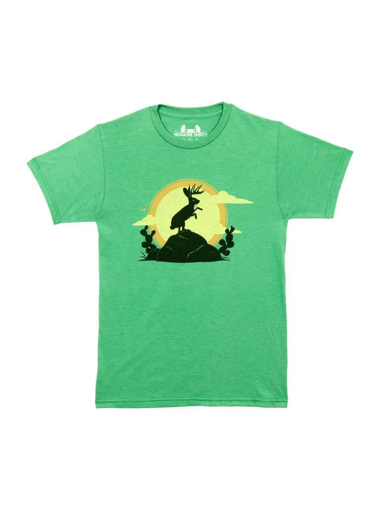 Image of Jackalope Tee - Men's