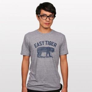 Image of Easy Tiger Tee (men's)