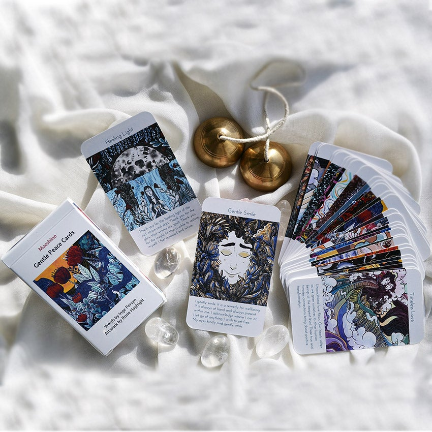 Image of Gentle Peace Card Deck