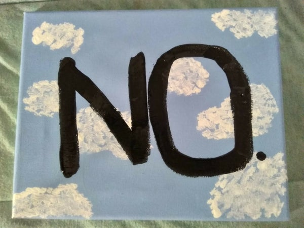 Image of NO Painting